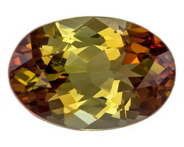 1.60 ct Andalusite - Great cut!