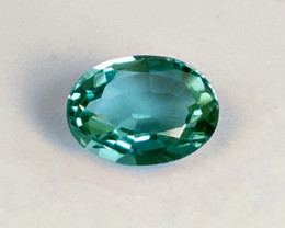 1.08 ct Incredible High-End Zambian Emerald Certified! Absolute Perfection!