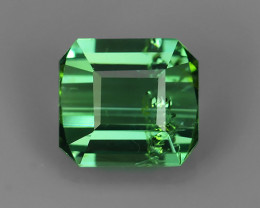 ~1.10 CTS~GENUINE NATURAL EARTH MINED UNHEATED GREEN TOURMALINE~