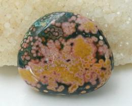 Amazing Beautiful Ocean Jasper Cabochon ,Handmade Gemstone ,Lucky Stone C59