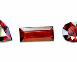 NR Auction ~ 5.30 Carat Lot Of Brilliant Quality Natural Rhodolite Garnet