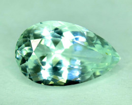 NR Auction - 3.75 Untreated Natural Aquamarine Gemstone From Pakistan