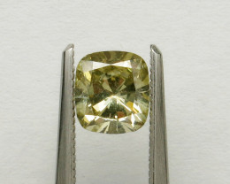 1.05ct Natural  Changing Color Chameleon Diamond GIA certified