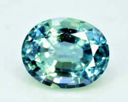 6.60  cts Aquamarine Gemstone