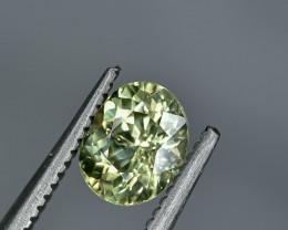 0.93 Crt Natural Mali Garnet Faceted Gemstone.( AG 29)