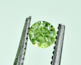 0.22 Crt Natural Demantiod Faceted Gemstone.( AG 29)