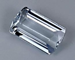1.85Crt Aquamarine  Best Grade Gemstones JI29