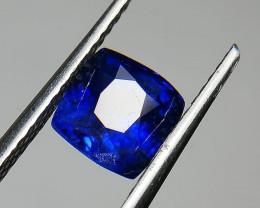 1.64 CTS Natural Royal Blue sapphire sapphire |New Certified| Sri Lanka