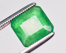 2.50 Ct Natural Zambia Emerald Gemstone