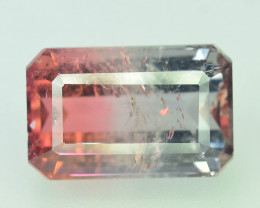 Top Grade 22.10 ct Bi Color Tourmaline