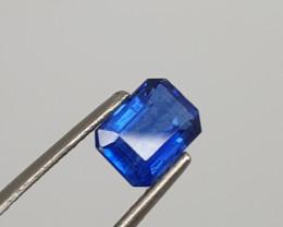 Kyanite Octagon 1.08ct 7.1x5.1mm (SKU 31)