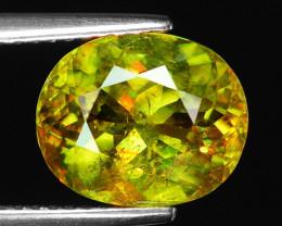4.06 Ct Natural Sphene Sparkiling Luster Gemstone. SN 05