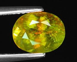 2.65 Ct Natural Sphene Sparkiling Luster Gemstone. SN 08