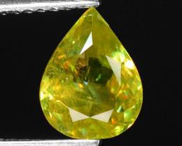 1.69 Ct Natural Sphene Sparkiling Luster Gemstone. SN 10