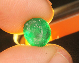 Natural Swat Rough Emerald From Pakistan