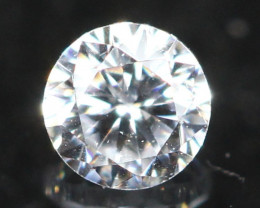 2.20mm D/E/F VVS Natural Round Brilliant Cut Diamond