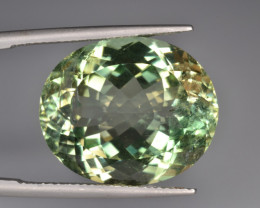 GIA Certified Natural Euclase 22.26 Cts Top Rare Stone