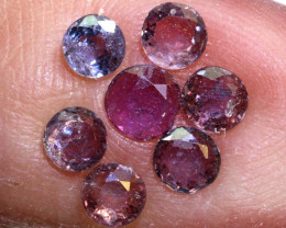 2.0-CTS-Pinkish Purple Spinel Parcel  CG-2623