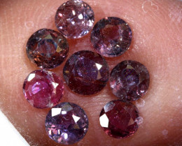 2.47-CTS-Pinkish Purple Spinel Parcel  CG-2625