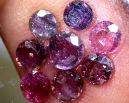 2.52-CTS-Pinkish Purple Spinel Parcel  CG-2626