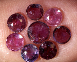 2.55-CTS-Pinkish Purple Spinel Parcel  CG-2627