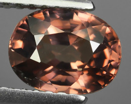 2.02 CTS BEAUTIFULL RARE NATURAL SOFT PINK ZIRCON CAMBODIA!!