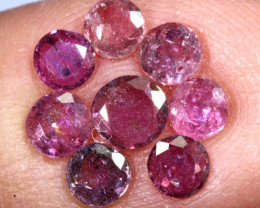 2.09-CTS-Pinkish Purple Spinel Parcel  CG-2634