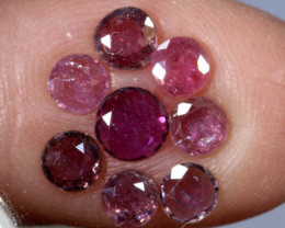 2.34-CTS-Pinkish Purple Spinel Parcel  CG-2635