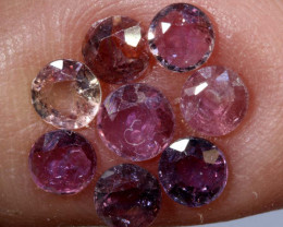 2.60-CTS-Pinkish Purple Spinel Parcel  CG-2637