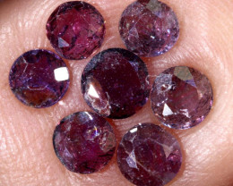 2.2-CTS-Pinkish Purple Spinel Parcel  CG-2641