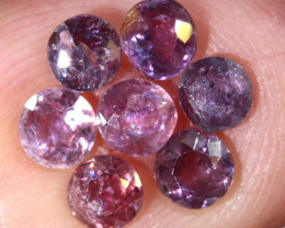 2.39-CTS-Pinkish Purple Spinel Parcel  CG-2644
