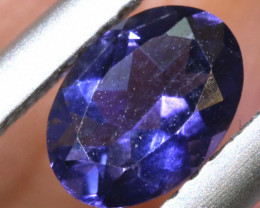 0.65CTS- TANZANITE  FACETED   CG-2647
