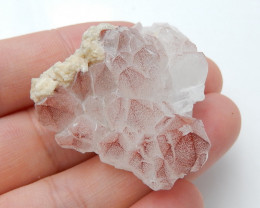 Natural Quartz Specimen ,Healing Quartz ,Pink Color Quartz C84