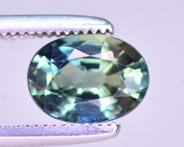 1.30  Ct Gorgeous Greenish blue  Natural Sapphire
