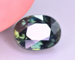 1.15 Ct Gorgeous Greenish blue  Natural Sapphire