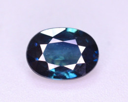 1.05  Ct Gorgeous Greenish blue  Natural Sapphire