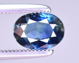 1 Ct Gorgeous Greenish blue Natural Sapphire