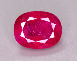 Absolutely Gorgeous Color 2.70 Ct Natural Ruby From Tajikistan