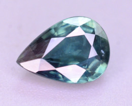 0.95 Ct Gorgeous Greenish blue Natural Sapphire