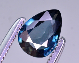 0.75 Ct Gorgeous Greenish blue Natural Sapphire