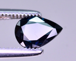 0.70 Ct Gorgeous Greenish blue Natural Sapphire