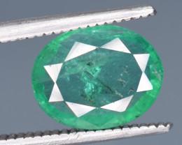 1.30 Carats Natural Emerald Gemstone
