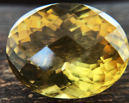19.82ct - Golden Citrine