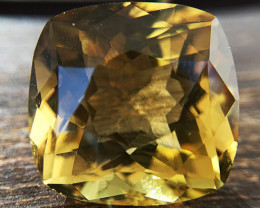 19.66ct - Golden Citrine