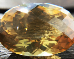 39.05ct - Golden Citrine