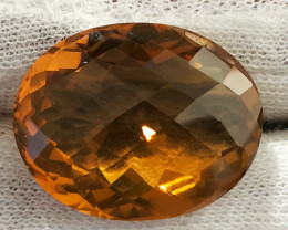 43.94ct - Golden Citrine
