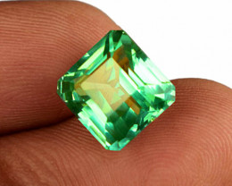 GIA Certified 1.41 ct Gorgeous Colombian Emerald Absolute High-End!