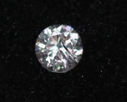 2.12mm Natural Light Pink To White Diamond Lot LZ2240