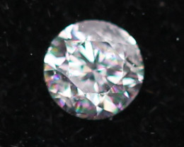 2.20mm Natural Light Pink To White Diamond Clarity VS Lot LZ2242