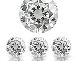 0.09 ct Round Diamond (G / VS2)